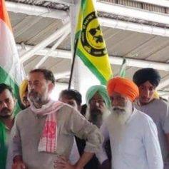haryana police released the farmers leaders
