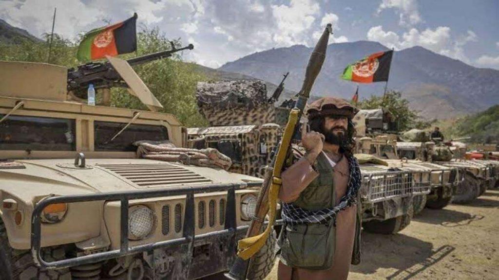 Taliban claim control over Panjshir