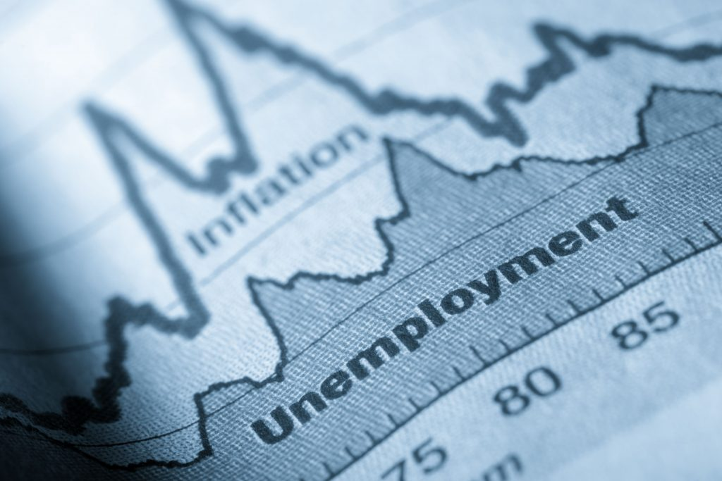 National unemployment day trends