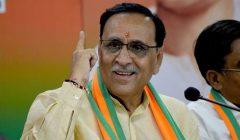 gujarat cm vijay rupani resigned