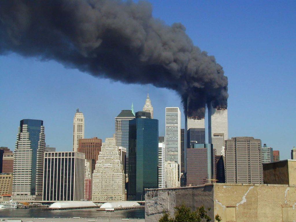 9-11 attack 20 years of terrorist attack