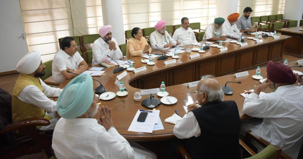 Channi government big decision