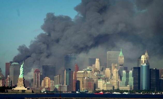 9/11 20 years anniversary