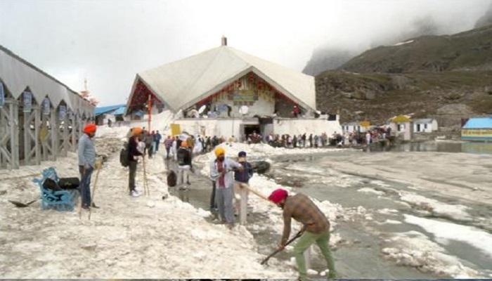 Gurudwara Hemkunt Sahib Yatra