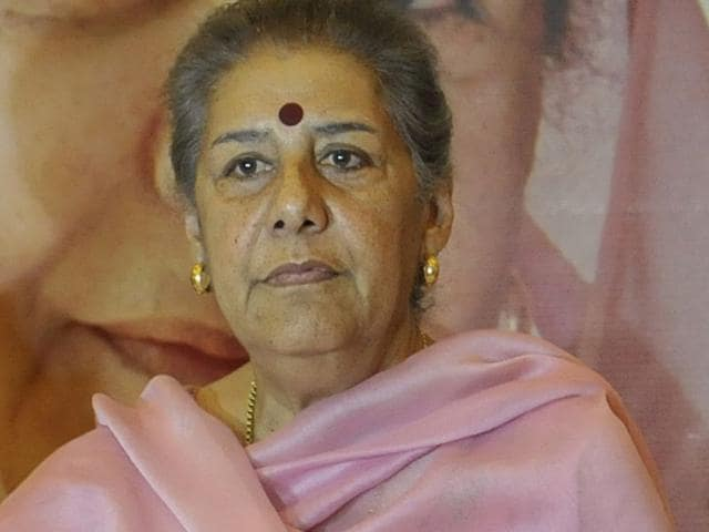 Ambika soni refuses to become CM