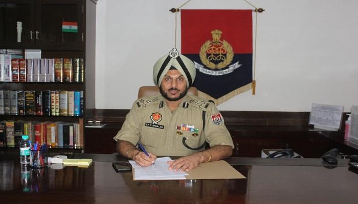 IPS Bhullar took over