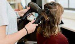 delhi wrong hair cut of female model