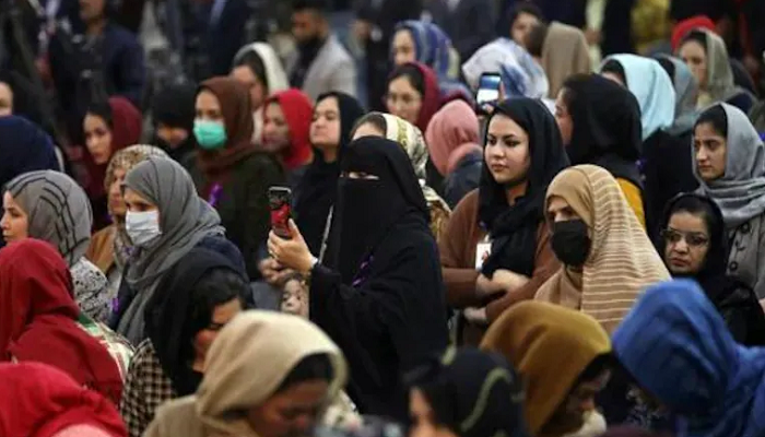 taliban decree what is the work of women