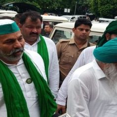 talks between government and farmers