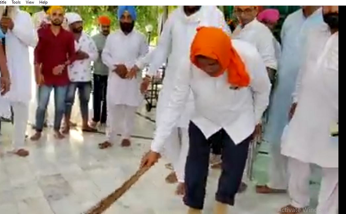 Repentance of Harish Rawat