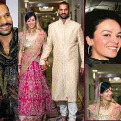 shikhar dhawan divorces wife aesha mukerji