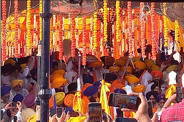 Sachkhand Sri Harmandir Sahib