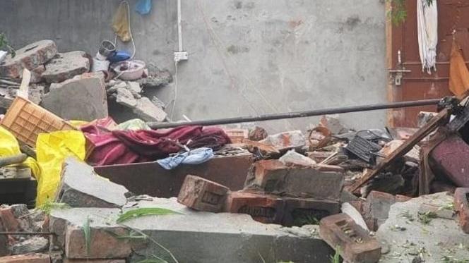 Major accident in Rajpura