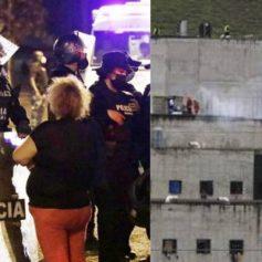 ecuador 24 prisoners killed and