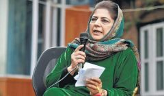 mehbooba mufti on farmers protest