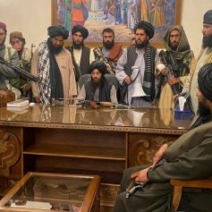 new taliban govt in afghanistan