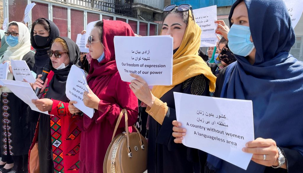 Taliban new orders for women