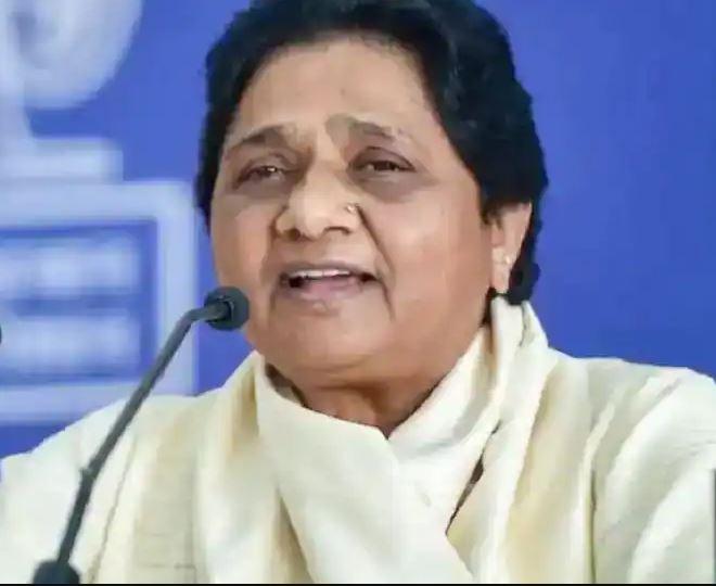 Mayawati On Punjab New CM