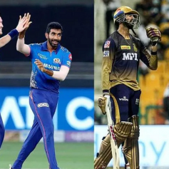 ipl 2021 points table update