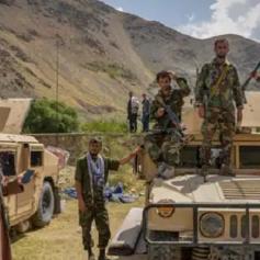 taliban vs northern alliance