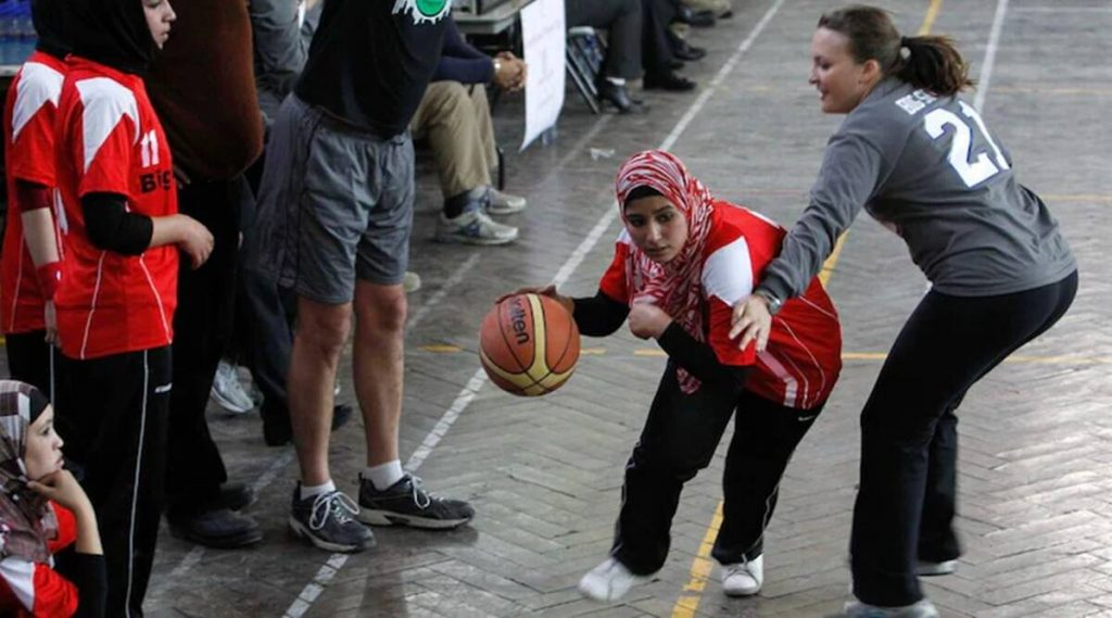 Taliban ban sports for Afghan women