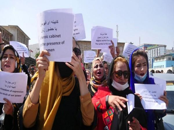 Protest against pakistan in Afghanistan