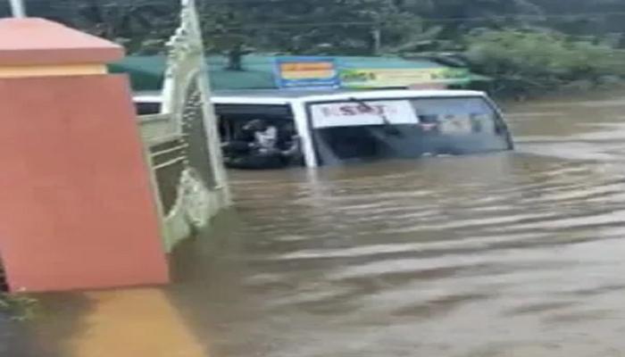 heavy rainfall warning in kerala