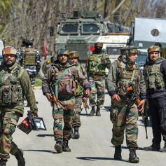army avenges martyrdom of 5 jawans