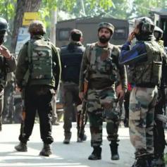 jammu kashmir terrorist killed army