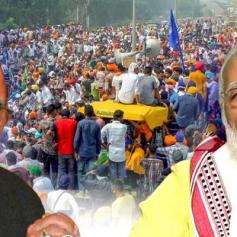 satyapal malik on farmers protest
