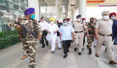 kejriwal arrives in punjab