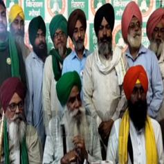 sanyukt kisan morcha condemns incident