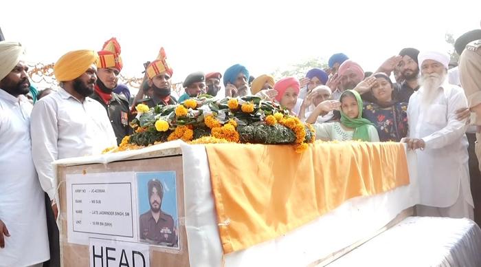 Martyr Naib Subedar Jaswinder
