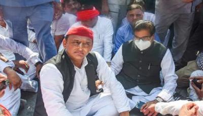 akhilesh yadav on lakhimpur issue